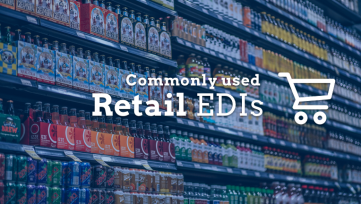 EDI in Retail, ecommerce