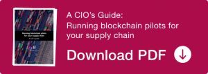 Click here to download the whitepaper on running blockchain pilots for your supply chain | Blockchain for supply chain